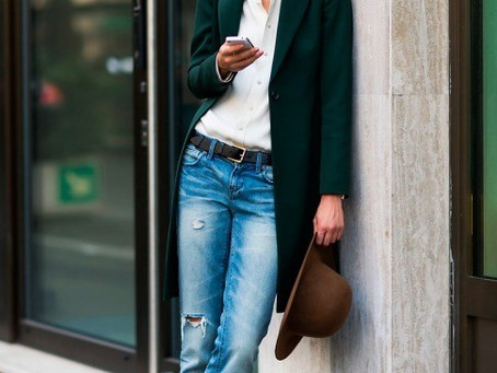 Women in menswear