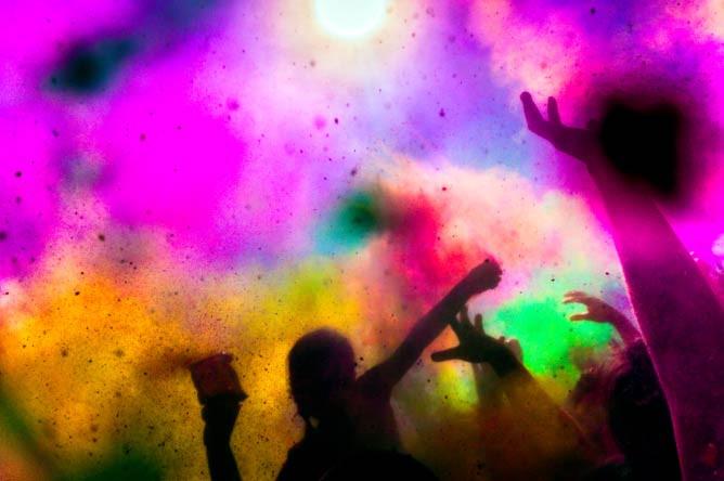 Holi Festival of Colors 2013. © StevenGerner/Flickr