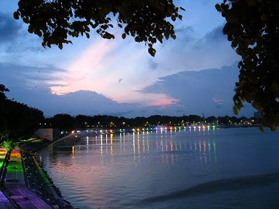 kankaria lake-Top 10 Places to visit in Ahmedabad