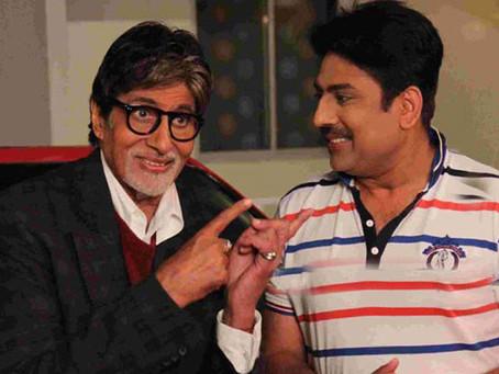 Amitabh Bachchan creates history in Taarak Mehta Ka Oolta Chasma