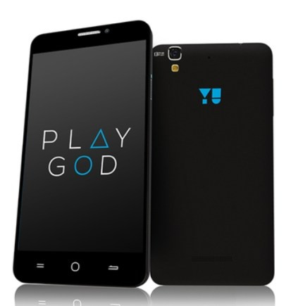 micromax-yureka Yu - Best Android Phones under 10000 Rs