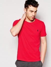 Polo Ralph Lauren T-shirt With Crew Neck & Logo