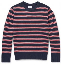 Gant Rugger Striped Wool Sweater
