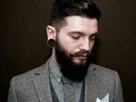 10 Cool Beard Styles for Men to Try in 2015