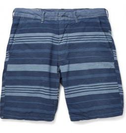 Polo Ralph Lauren Striped Woven-cotton Shorts