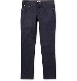 Nn.07 James Slim-fit Rinsed Denim Jeans