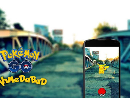 THE BEST SPOTS TO CATCH POKÉMON IN AHMEDABAD