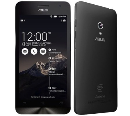Asus Zenfone 5 A501CG - Best Android Phones under 10000 Rs