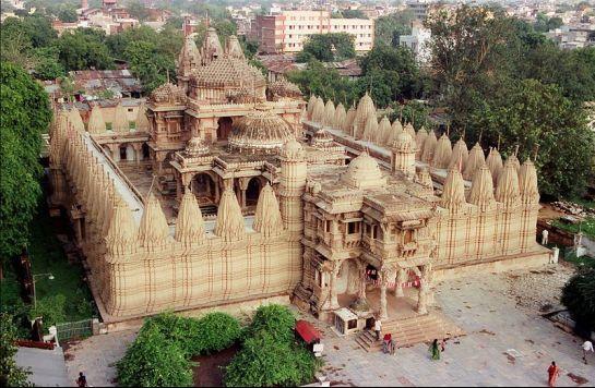 Hutheesing jain temple ahmedabad