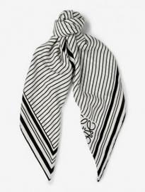 Loewe Printed Silk Scarf
