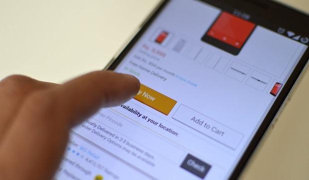 mcommerce mobile shopping