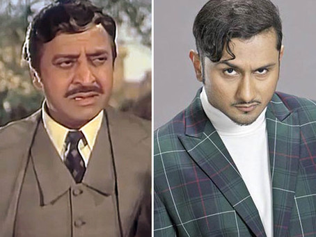 Honey Singh says he loves the way Pran used to act