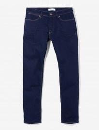 He By Mango Slim-fit Dark Jan Jeans