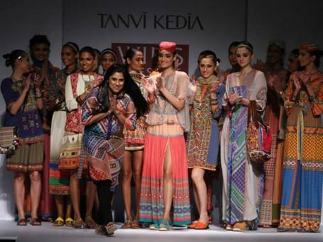 Wills Lifestyle India Fashion Week Spring-Summer 2015