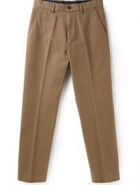 Austin Reed Neutral Moleskin Trousers