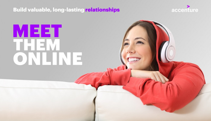 Digital marketing trends 2019 - Meet them online - by Accenture