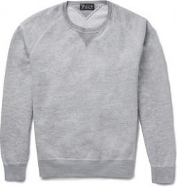 Levis Vintage Clothing 1950s Marled Cotton Sweatshirt