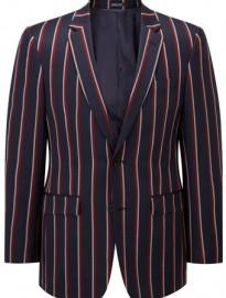 Austin Reed Viyella Boating Stripe Jacket