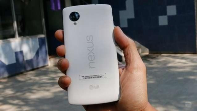 Google and LG begin Android 5.0 Lollipop rollout for Nexus 4 in India