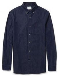 Alex Mill Button-down Collar Denim Shirt