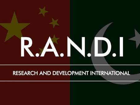 After China And Pakistan's Alliance On 'R.A.N.D.I', Here Are 10 More Possible Associations
