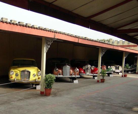 Auto world vintage museum-Ahmedabad