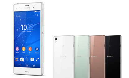 The Xperia Z3 Compact features a 4.6-inch HD display with a resolution of 720 x 1280 pixels. It shares almost the same hardware specifications as the flagship Z3.