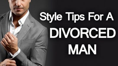 style tips for a divorced man