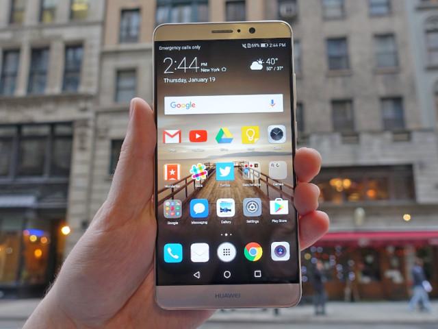11. Huawei Mate 9