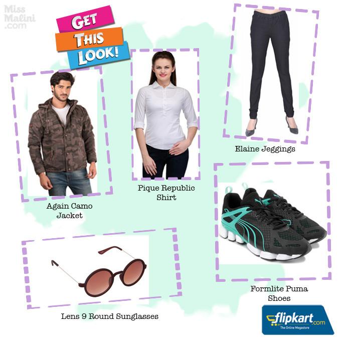 Get This Look With Flipkart.com