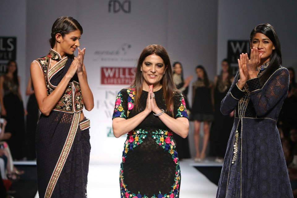 Images Day 3 – Wills Lifestyle India Fashion Week Spring-Summer 2015 Pics (October 11, 2014)-img-9