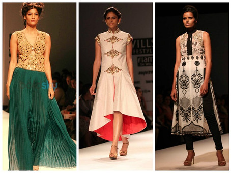 18 Honeymoon Worthy Looks From Wills India Fashion Week Collection 2015