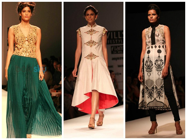 New Delhi  Wills Lifestyle India Fashion Week Summ-302991