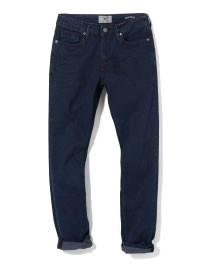 He By Mango Slim-fit Navy Tim Jeans