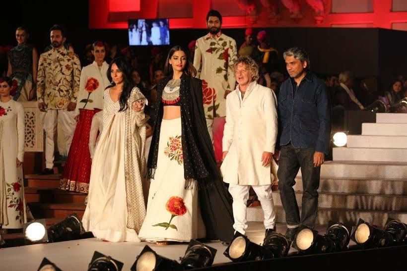 Khadi on Ramp