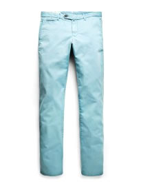 He By Mango Garment-dyed Twill Chinos