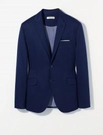 He By Mango Unstructured Jersey Blazer