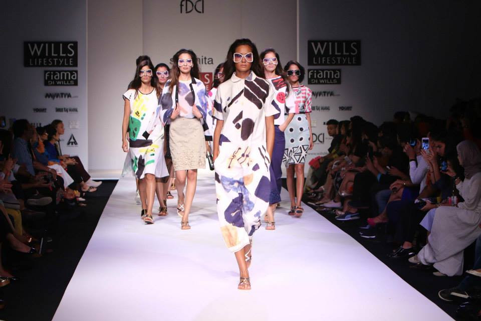 Images Day 3 – Wills Lifestyle India Fashion Week Spring-Summer 2015 Pics (October 11, 2014)-img-13