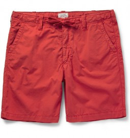 Hartford Regular-fit Cotton Shorts