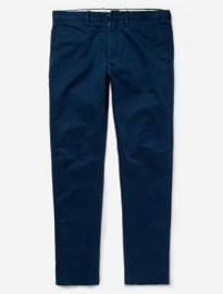 J.crew 484 Slim-fit Washed-cotton Trousers