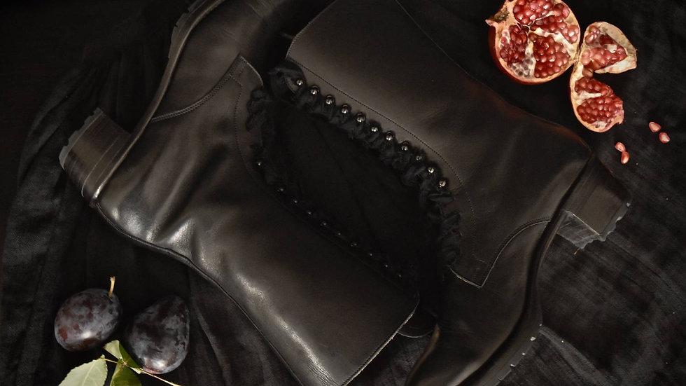 Victorian High Boot