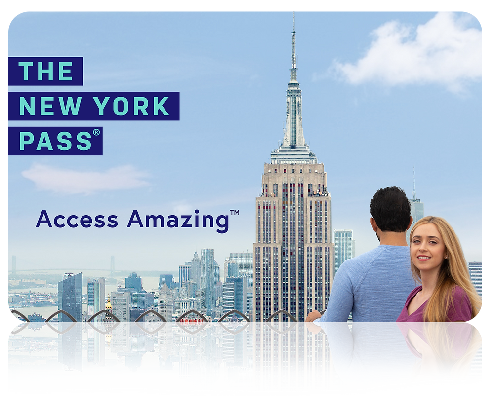 The New York Pass cover