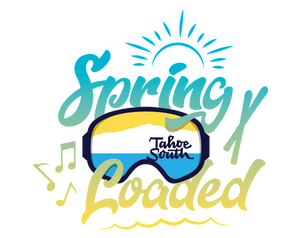 Tahoe South Spring Loaded Logo