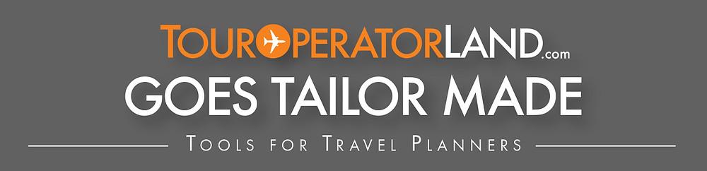 TourOperatorLand Goes Tailor-Made Logo
