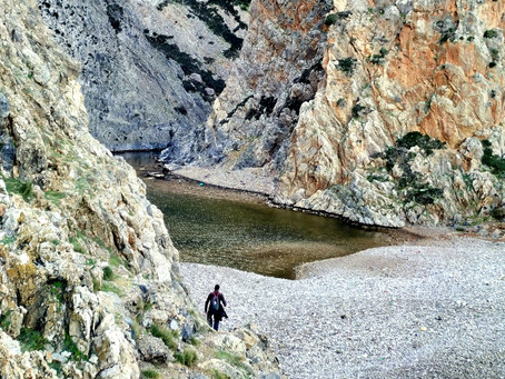 Choose your path with Kythera Trails.