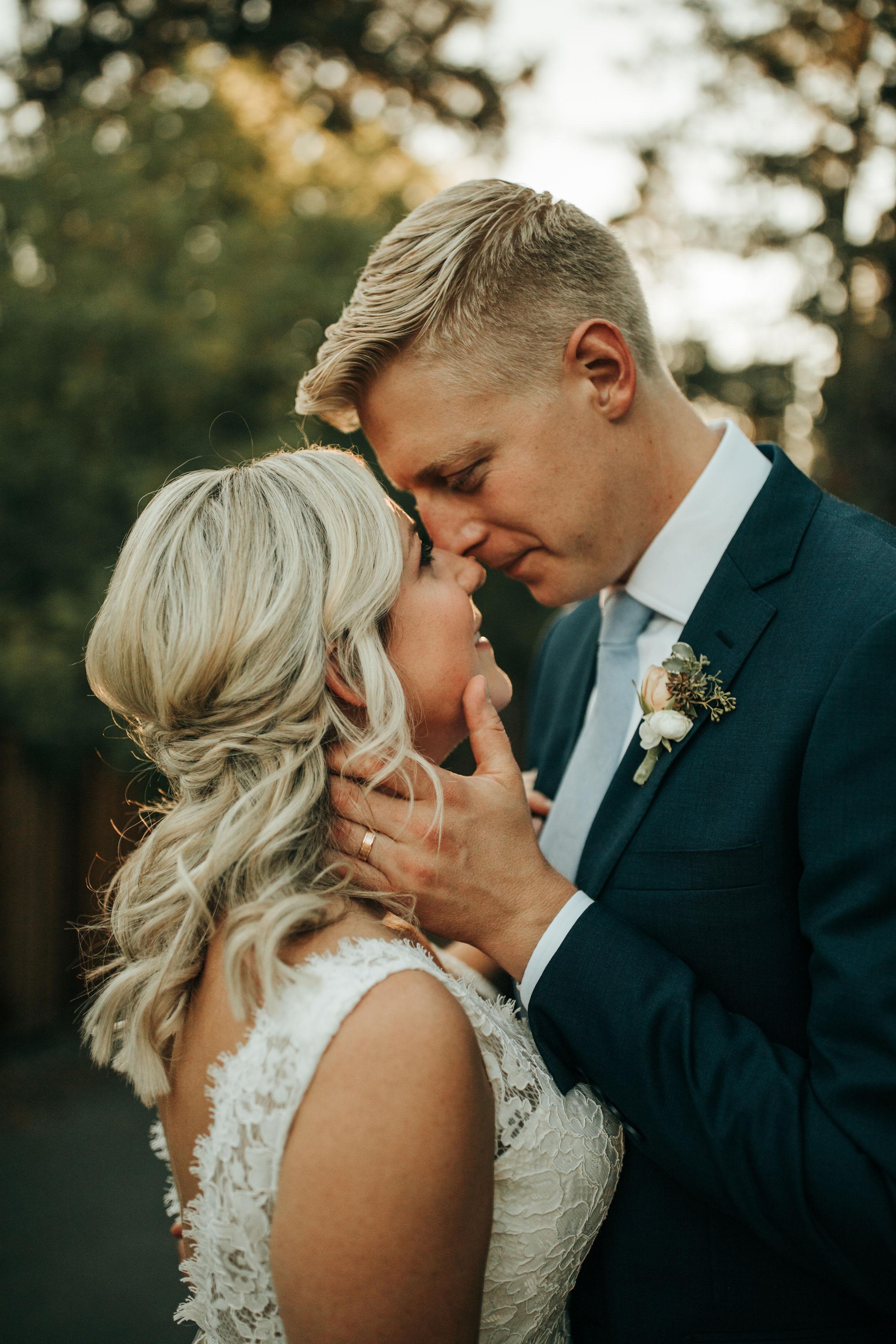 Bridal Hair Stylist in Napa California