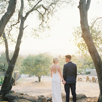 Erin + Dan : A Sophisticated Tuscan Wedding