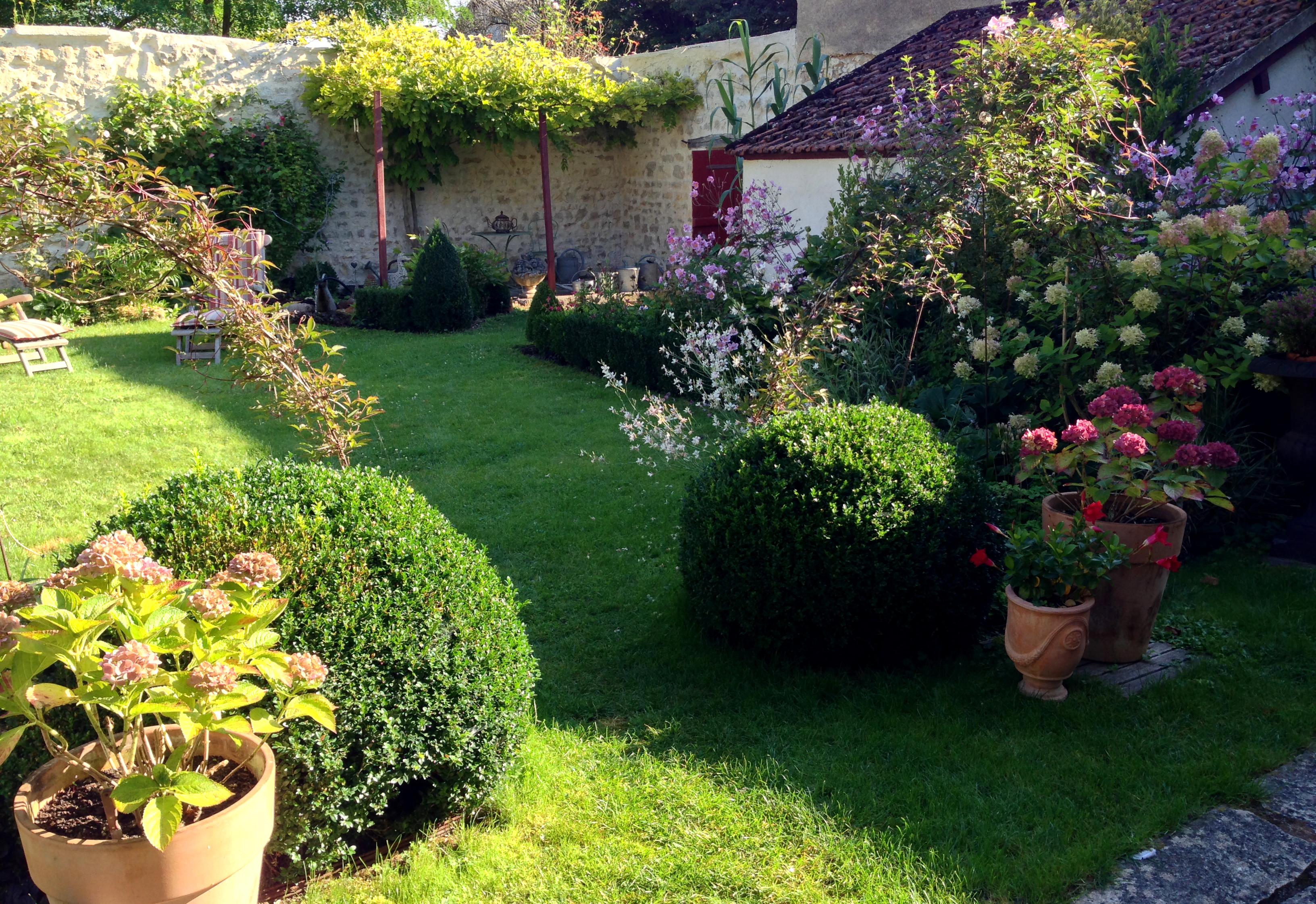Jardin paysagiste
