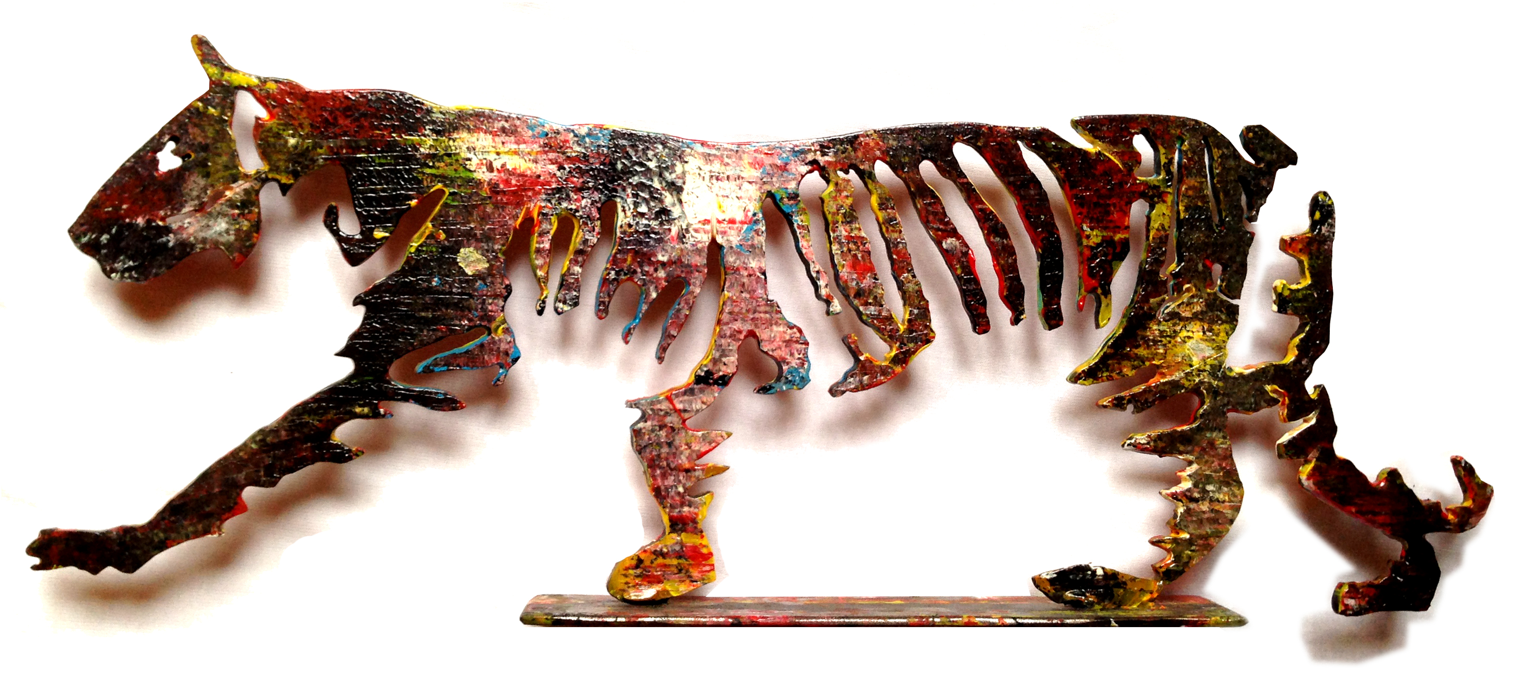 Tigre acier