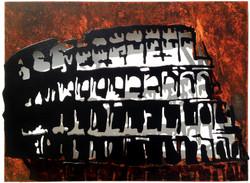 Colosseum acier Colisé
